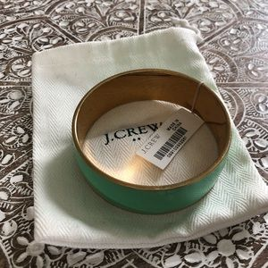 JCrew turquoise bangle